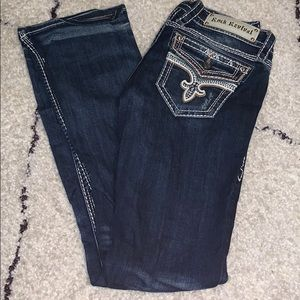 Rock Revival Ena Boot. Size 26 waist 34 length